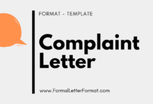 Photo of Complaint Letter Format: Samples, Topics, Templates Examples, Tips