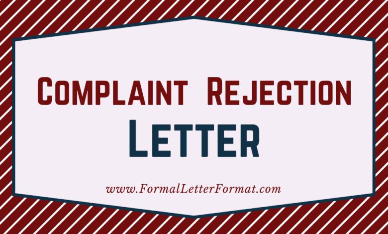Photo of Handling Complaints: Customer Complaint Handling, Customer Complaint Rejection Letters