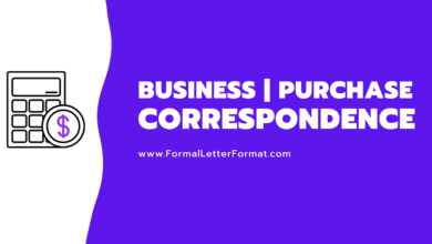Photo of Business Correspondence: Purchase Correspondence Types, Use, Format and Writing Instructions