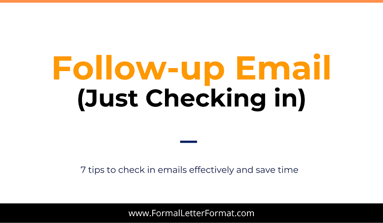 Photo of Follow-up Emails – Just Checking in: Follow-up an Email with following Tips