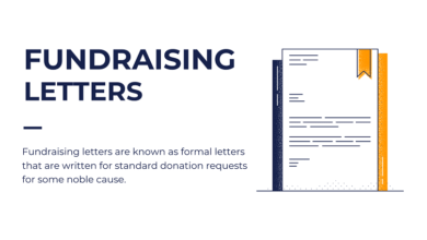 Photo of Fundraising Letter Format: Fundraising Appeal Letter Sample, Template, Example